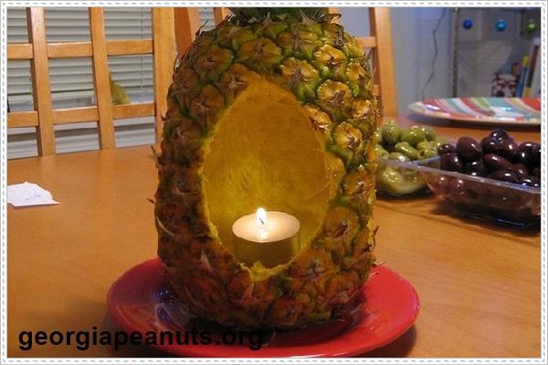 Khử mùi hôi phòng kín bằng trái thơm và nến