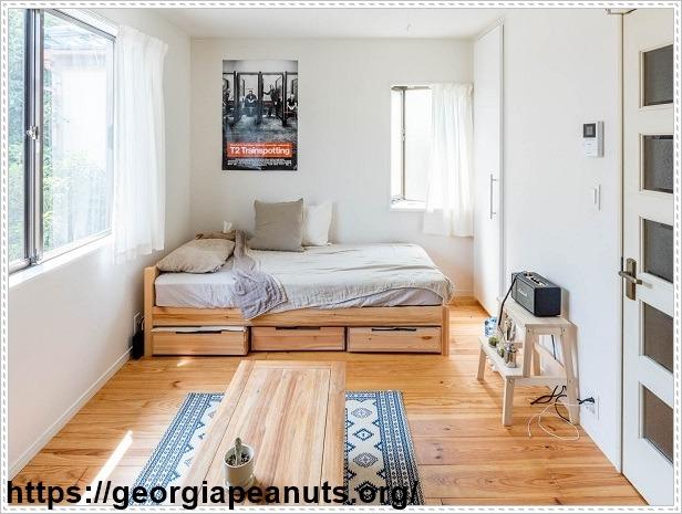 phòng ngủ theo phong cách người Nhật